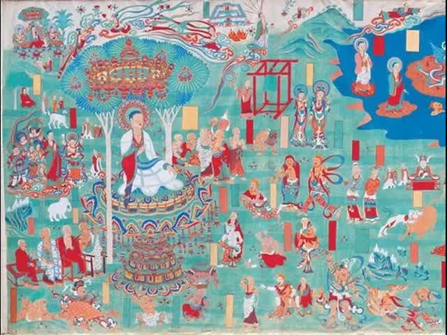 Dunhuang Mural