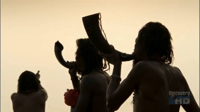 Festival at Sagar Island