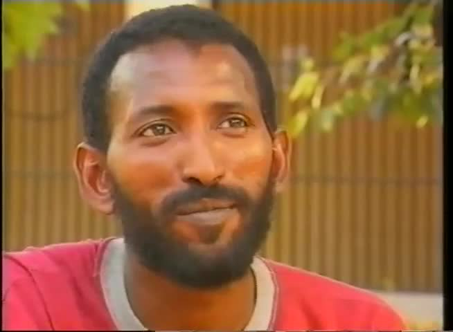 African Prisoner
