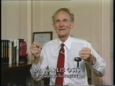 Dr. Karlis Osis
