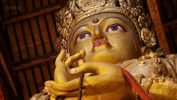Buddha in Mongolia