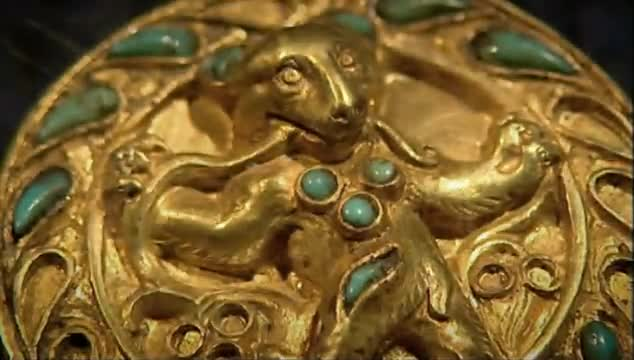 Lost Treasures of Afghanistan