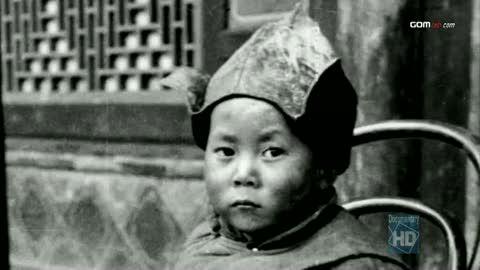 Dalai Lama, Age 5