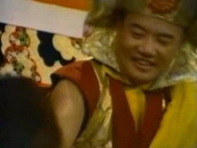 The Karmapa in America