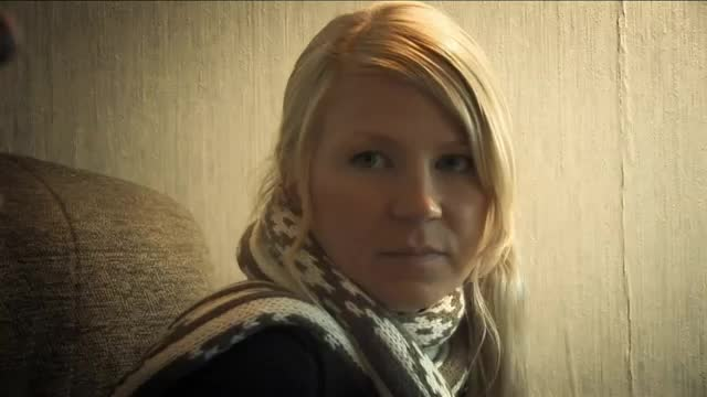 Anja Ahola, the Filmmaker