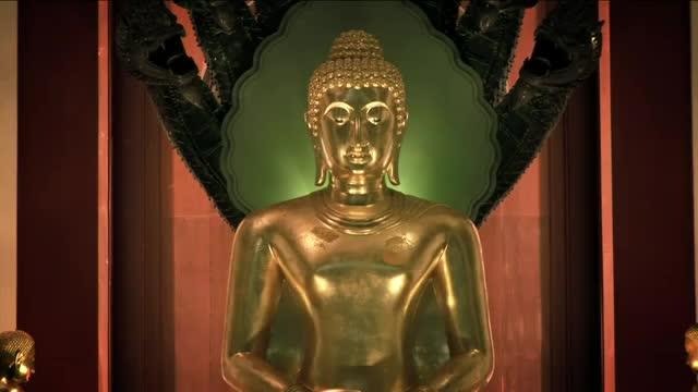Main Buddha Statue