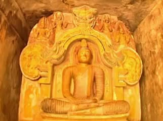 Kandy Period Statue