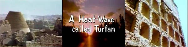 A Heat Wave called Turfan