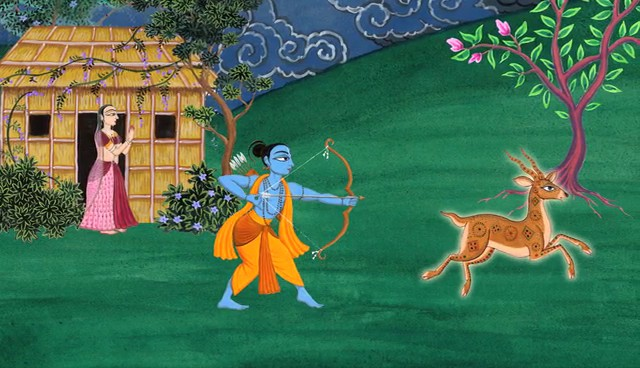 rama dharma After completing this lesson, students will be able to define the term dharma, and will understand it as an important concept within hinduism recount the important plot points of the ramayana, and will understand it as a vehicle for teaching the importance of dharma in one's behavior describe what characteristics the characters rama and sita possess that make them exemplary role models.