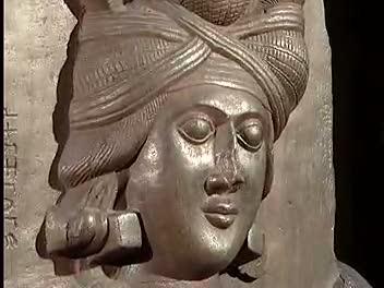 Bharhut Face