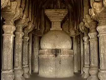 Cave Stupa