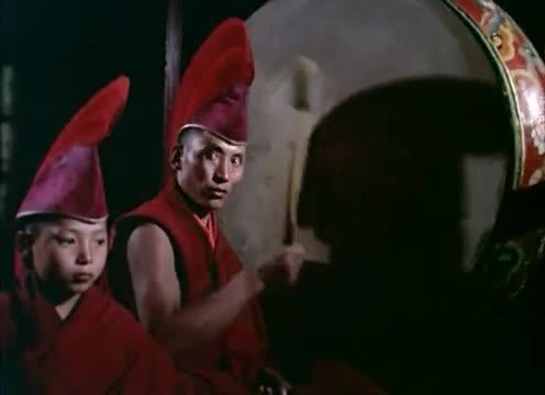 Tibet - A Buddhist Trilogy