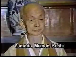 Yamada Mumom Roshi