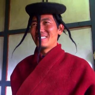 Bhutan 1, Road to Merak