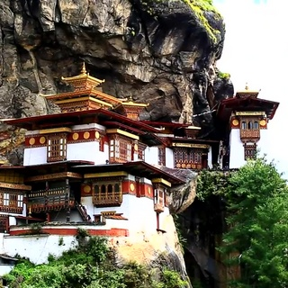 Bhutan 3, The Legend of Tiger's Nest Monastery