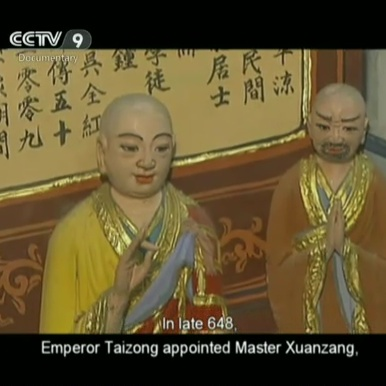Eminent Buddhists 2, Xuan Zang and his Disciples