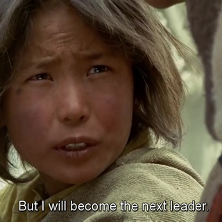 Himalaya, a Leader's Childhood