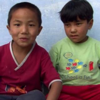 Orphans of Tibet