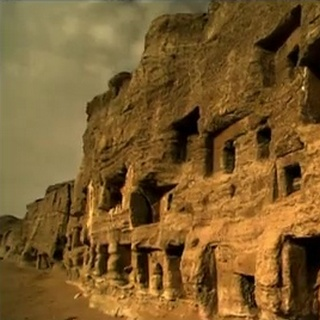 The Glory of Dunhuang 1, The Adventurers