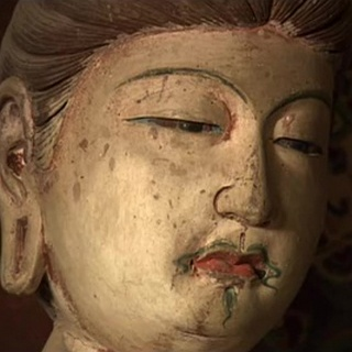 The Glory of Dunhuang 5, Painted Sculptures