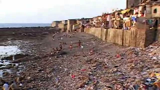Devastated Rivers in India