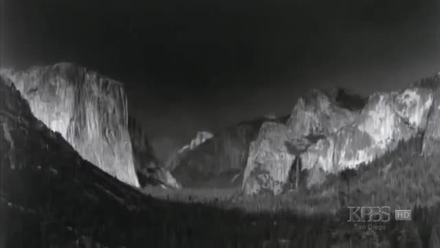 Ansel Adams Photograph