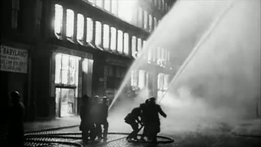 Fires in London