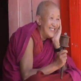 H. E. Nubpa Rinpoche