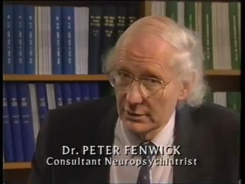 Dr. Peter Fenwick