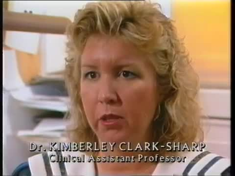Dr. Kimberley Clarke-Sharp
