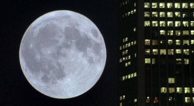 Giant Moon Ascending