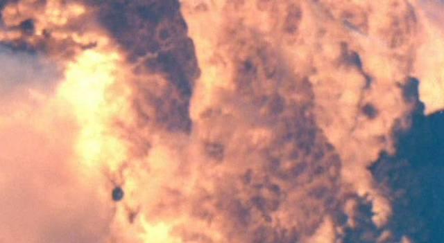 Atlas Rocket Exploding