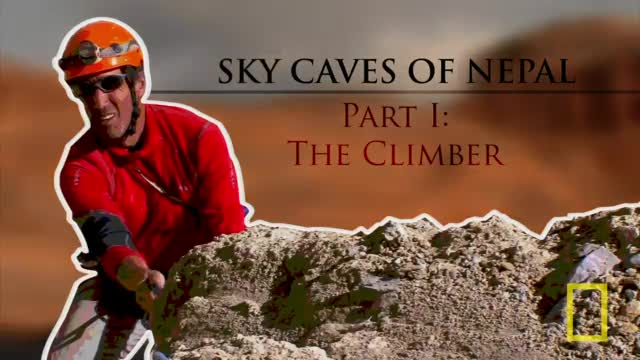 Sky Caves of Nepal