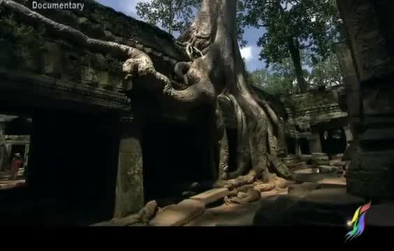 Exploring Angkor
