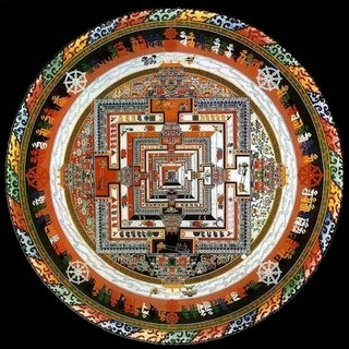 The Kalacakra Mandala