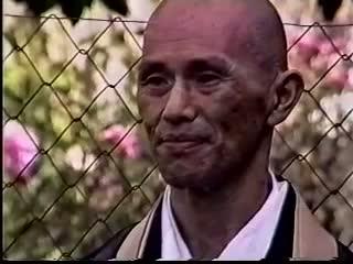 Harada Roshi